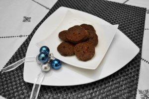 Biscuits sablés chocolat-poivre