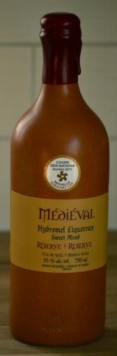 Hydromel Medieval Bouteille Intermiel