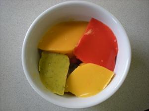 Mousse à la mangue, variantes
