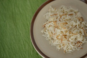 Riz Libanais avec vermicelles | lavietoutsimplement.com #recette #riz