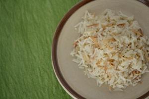 Riz Libanais avec vermicelles
