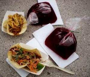 Tacos et jus d'hibiscus - Grumman 78