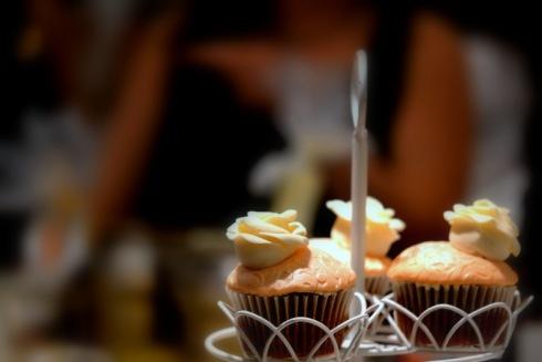 Baking in Heels - Cupcakes