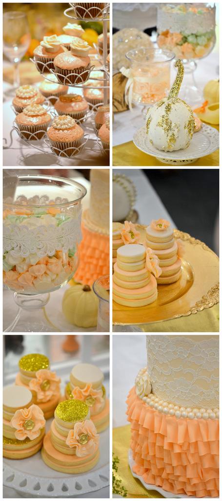 Baking in Heels - Gâteaux et cupcakes