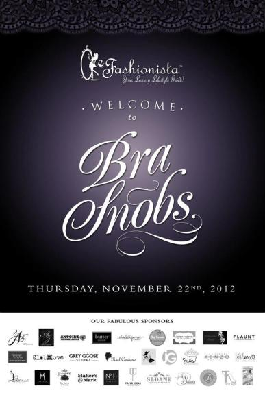 Bra Snobs - eFashionista