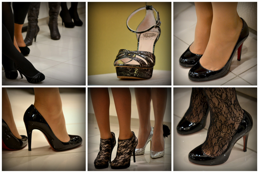 Chaussures Talons Hauts - Baking in Heels