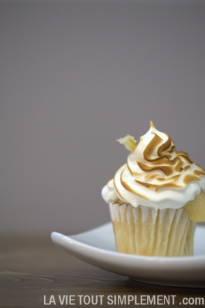 cookie stéfanie - cupcake citron