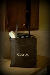Sac George 100$ Walmart