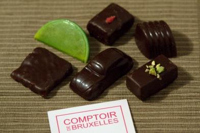 Chocolats du Comptoir de Bruxelles