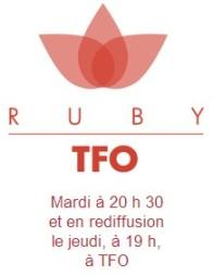 Ruby sur TFO, logo
