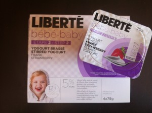 Liberté yaourts